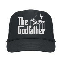 Topi Snapback The GodFather - Hitam