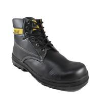 sepatu caterpillar sepatu pria boots safety /cuci gudang toko glosir
