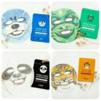 Masker Animal SNP / Animal Facial Mask / Masker Karakter Hewan