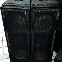 box speaker line array 10 inch full braket 4 in 1