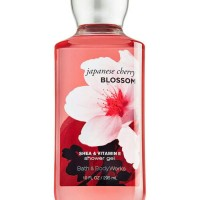 Bath And Body Works Shower Gel - Japanese Cherry Blossom