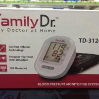 Tensimeter Digital Family Dr Td 3124
