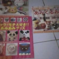 harga 3 buku rajut import jepang Tokopedia.com
