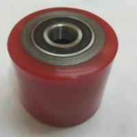 Roda Hand Pallet PU 80 x 70 mm.