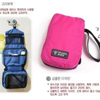 Jual Travel Mate Toilet Organizer Bag (Tas Travelling) korea style Murah
