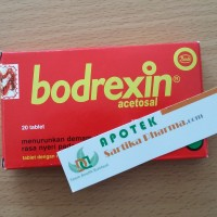 bodrexin acetosal 20 tablet