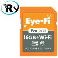 Eye-Fi Mobi Pro X2 Wireless SDHC Card Class 10 16GB - Orange