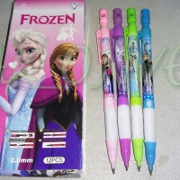 Pensil Mekanik Karakter Frozen 2.0MM