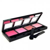 CITY COLOR INTENSE BLUSH QUAD - blush on palette waterproff makeup