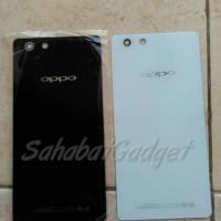 harga Back Cover/tutup Belakang Oppo R1x R8207 White Tokopedia.com