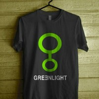 Kaos Distro Murah Green Light - 07