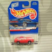 FERRARI 365 GTB/4 Red (Hot Wheels) 2000