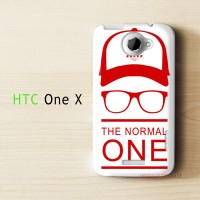 Liverpool Fc The Normal One Htc One X Custom Hard Case