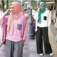 githa hijab set fit L