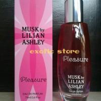 PARFUM MUSK BY LILIAN ASHLEY 75ML AROMA PLEASURE