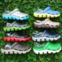 Sepatu Sendal Crocs Duet Sport