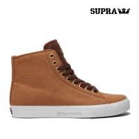 Sepatu Supra Thunder - Tan (ori)