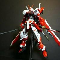 Gundam MG 1/100 Astray Red Frame Kai Gunpla ARF Master Grade