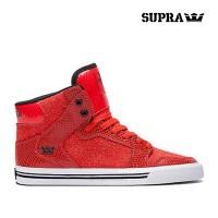Supra Footwear Wmns (Woman) Vaider - Red Black(ori)