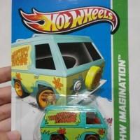 hot wheels imagination mystery machine Scooby-Doo