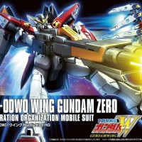 BANDAI 1/144 HGAC Wing Gundam Zero