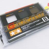 Tamiya Weathering Set B - Model Kit Gundam