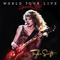 CD DVD Taylor Swift Speak Now World Tour Live Import