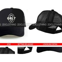 Topi trucker greenlight   topi distro greenlight 6990d0bdc7