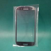 SAMSUNG S3 / I9300 KACA LCD / KACA DEPAN GREY ORI