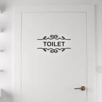 harga wall sticker pintu kamar mandi Tokopedia.com
