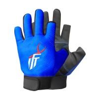 Sarung tangan mancing IFT SQUAMA BLUE semi full