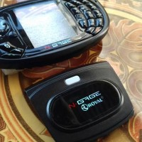 casing nokia N gage qd black series