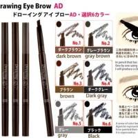 Etude Drawing Eyebrow with Brush / pencil dan sikat alis