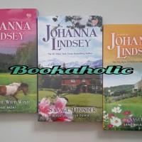 Wyoming Series by Johanna Lindsey