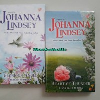 Glorious Angel series by Johanna Lindsey