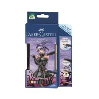 FABER-CASTELL Anime Art Set - Gothic