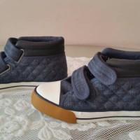 harga Marks & Spencer Denim Kids Shoes / Sepatu Boots Anak Tokopedia.com
