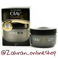 OLAY Total Effect 7 In 1 Night Cream 50gr