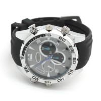 8GB 1080P IR Night Vision Waterproof HD Watch Spy Cam