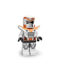 Lego Series 9 Minifigures Battle Mech