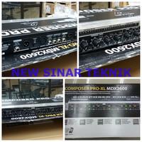 BEHRINGER Composer Pro-XL MDX2600 Compressor / Peak Limiter / Gate
