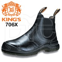 Sepatu Safety Shoes - Kings KWD 706X