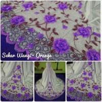 Mukenah Sekar Wangi Purple