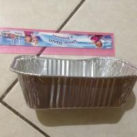 Cetakkan/ cetakan aluminium foil kue/macaroni schootel/klappertart