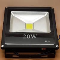 harga Lampu Sorot Led 20w Waterproof Ip66 Tipis Tokopedia.com