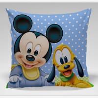 Bantal Sofa / dekorasi Disney -Baby Mic Goofy