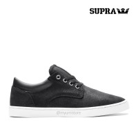 Supra Footwear - Carver, Black White (ori)