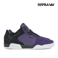 Supra Footwear Ellington - Black Purple (ori)