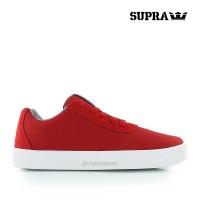 Supra Footwear Strike - Red White (ori)