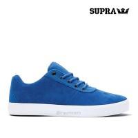 Supra Footwear Strike - Royal White (ori)
